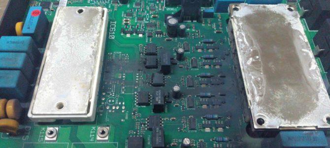 2016.08 : Ремонт преобразователя частоты Danfoss FC101 30кВт