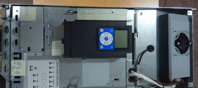 2017.03 : Ремонт преобразователя частоты Vacon 100 FLOW 90кВт