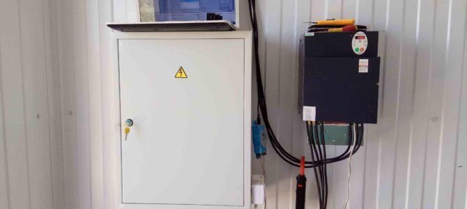 2018.06 : Преобразователь частоты Schneider Electric ATV212 — настройка