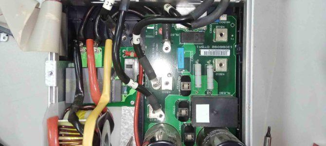 2018.09 : Ремонт преобразователя частоты Danfoss VLT AUTOMATION Drive FC302 30кВт