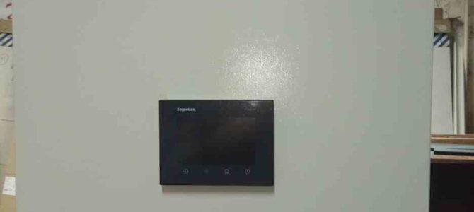 2019.03 : Система управления NOVA — PUMP/PSE/2/2/FC100/75+DUT+GSM+RAD