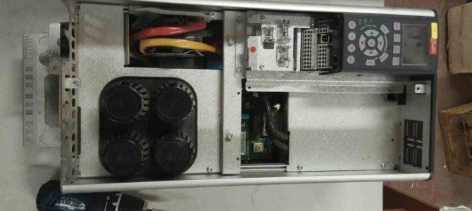 2019.07 : Ремонт преобразователя частоты Danfoss VLT AUTOMATION Drive FC302 30кВт