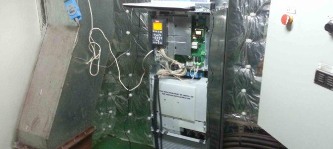 2014.04 : Сервис преобразователя частоты Danfoss FC302 160кВт