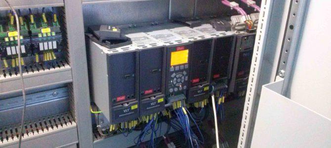 2014.11 : Сервис преобразователя частоты Danfoss FC301 0,75кВт