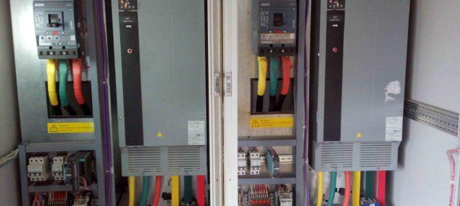 2017.08 : Ремонт преобразователя частоты Danfoss FC202 250кВт
