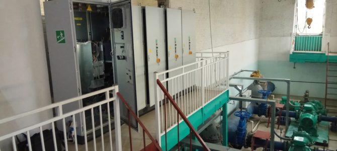 2018.11 : Сервисное обследование объекта (шкафы управления сетевыми насосами)