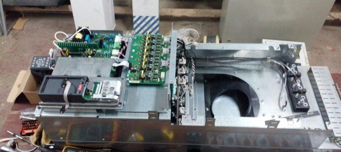 2015.06 : Ремонт преобразователя частоты Danfoss VLT AQUA Drive FC202 132кВт