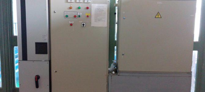 2015.07 : Преобразователь частоты Danfoss VLT AQUA Drive FC202 250кВт — диагностика