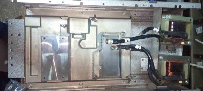 2019.04 : Ремонт преобразователя частоты Danfoss VLT HVAC Basic Drive FC101 30кВт