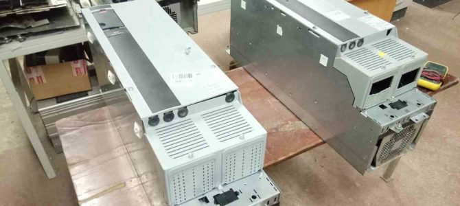 2019.04 : Диагностика преобразователя частоты Danfoss FC202 AQUA Drive 160кВт